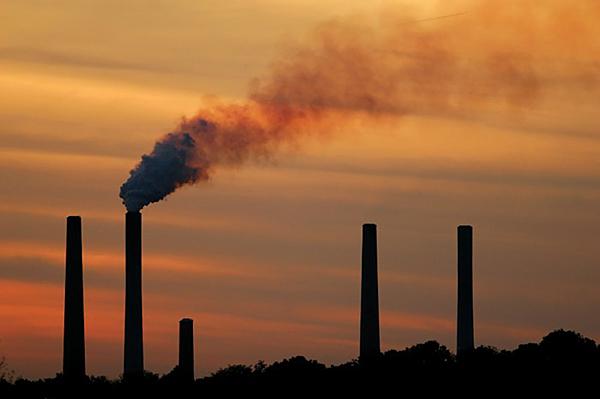 environmental air pollution