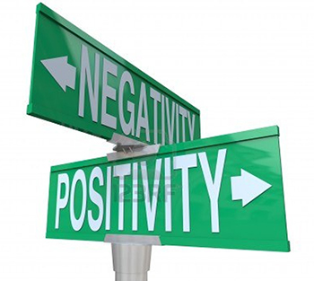 how to become positive in life