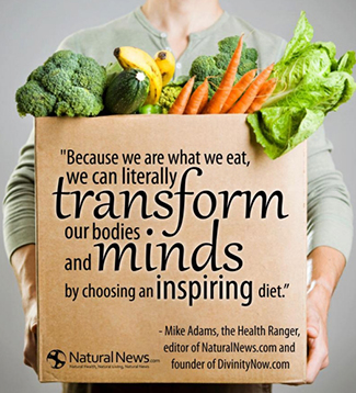 nutrition--you are what you eat, change your life.preview