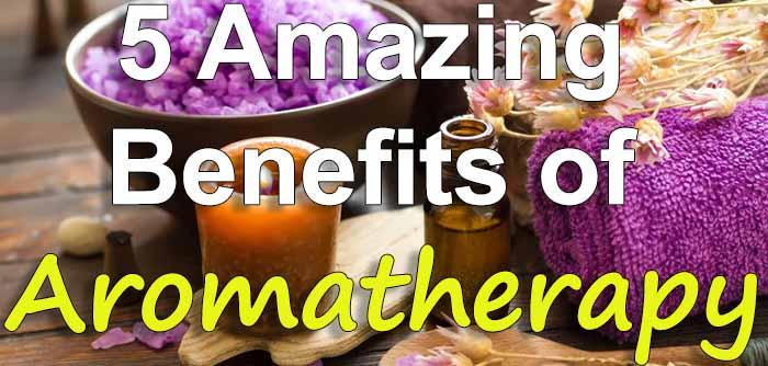 Benefits-Aromatherapy