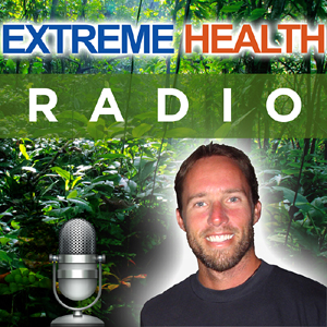 Extreme Health Radio Logo